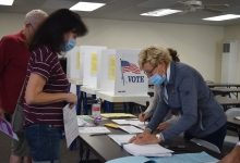 Election Watchers Anticipate Big In-Person Turnout