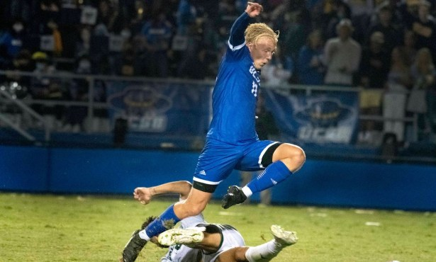 Massive Crowd Sparks UCSB to Victory Over Cal Poly