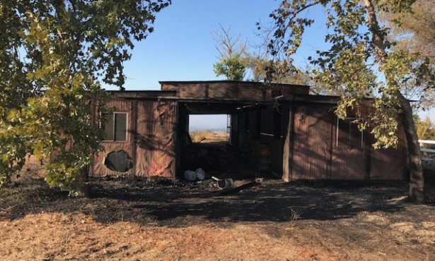 Labor Day Fire Update: French Fire and Caballo Fire
