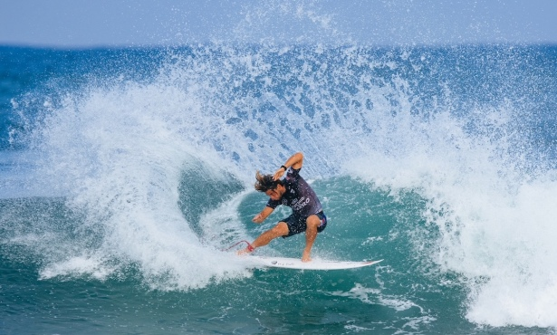 Santa Barbara's Conner Coffin Vies for World Surf Title