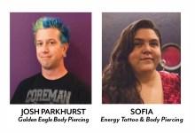 Downtown Business Spotlight: Tattoo & Piercing
