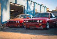 Boxy and Beautiful: Goleta's Speedshop Breathes New Life into Classic BMWs