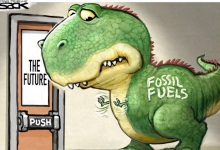 Oil Trucks and Climate Crisis at Planning Commission