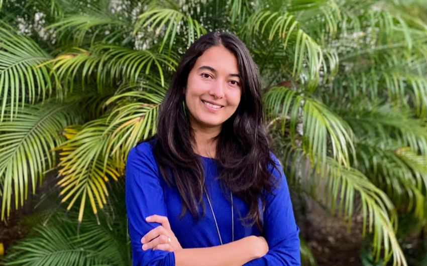 UC Santa Barbara Recognizes Carolina Arias for Transformative COVID-19 Work