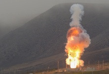 Two Rocket Launches from Vandenberg Space Force Base in Two Days