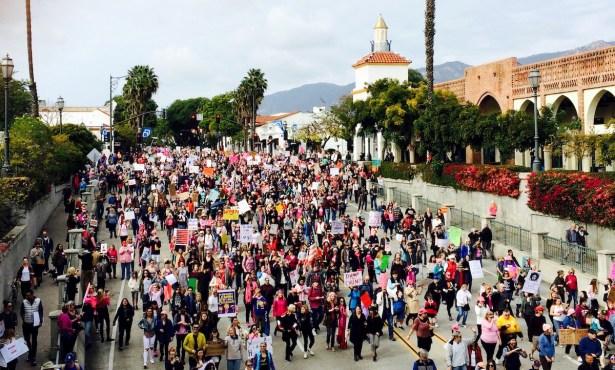Santa Barbarans to March to Protect Reproductive Rights