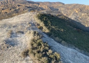 Alisal Fire at 97 Percent Contained