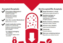 In-Person: Oct 23- National Prescription Drug Take Back Day