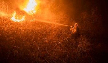 October 14 Alisal Fire Evening Operational Update