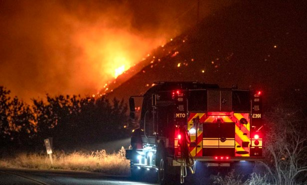 Alisal Fire 41 Percent Contained Heading into Weekend, Evacuations Still in Effect