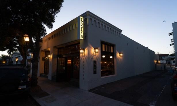 Riviera Bar Goes Old-School on Figueroa Street