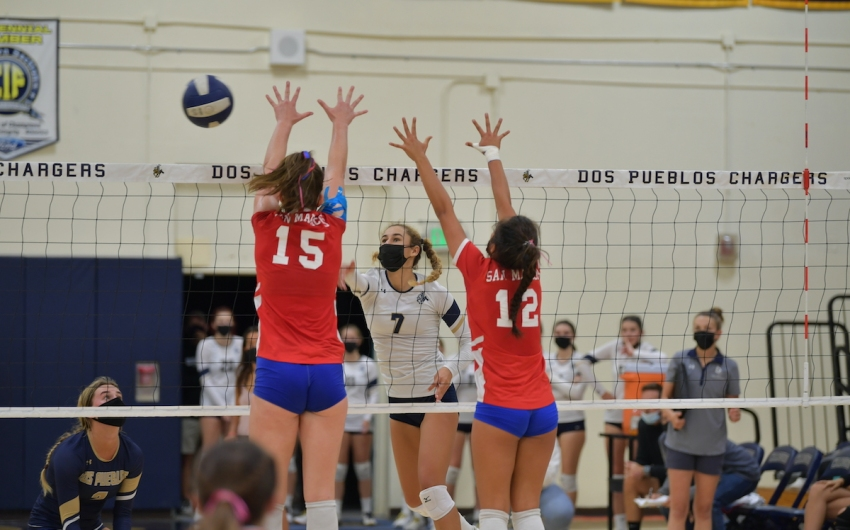 Santa Barbara's Glut of Talented Girls' Volleyball Players
