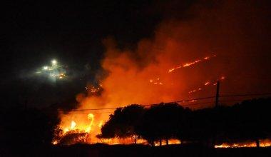October 15 Alisal Fire Morning Operational Update