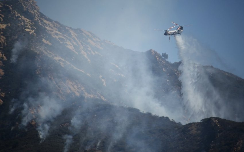 Alisal Fire Evacuation Order Changes, Acreage and Containment Unchanged