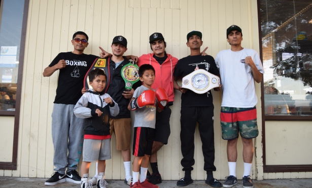 Goleta's Five Directions Boxing Club Preaches the 'Sweet Science'