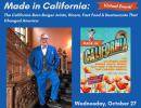 Virtual Book Talk on Iconic California Food Stops
