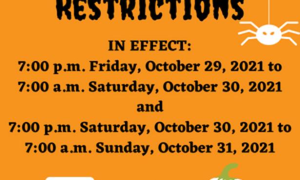 Goleta's Halloween Parking Permit Program Returns October 29 – 31