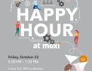 In-Person: Happy Hour at MOXI.
