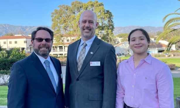 SBCC Foundation Holds President's Circle Fall Reception