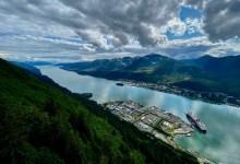 Cruising Alaska's Inside Passage During COVID