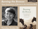 Vitual Book Talk on Women of the West