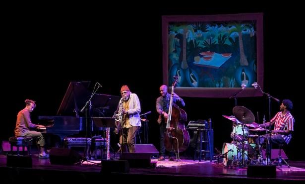 Review | Charles Lloyd Quartet at the Lobero on October 16