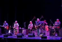 Review | Los Lobos at the Lobero Theatre on October 8