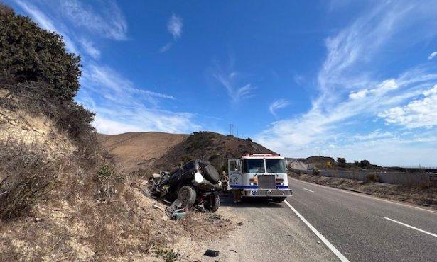Fatal Collision on 101 Under Investigation