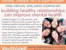 Virtual: YouthWell Virtual Wellness Workshop