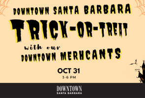 Downtown Safe Trick or Treat