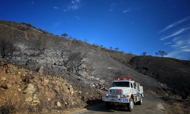 Work on Alisal Fire Turns to Flood Control