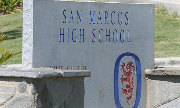 Community Members Speak Out Against Removal of On-Campus Deputy from San Marcos High
