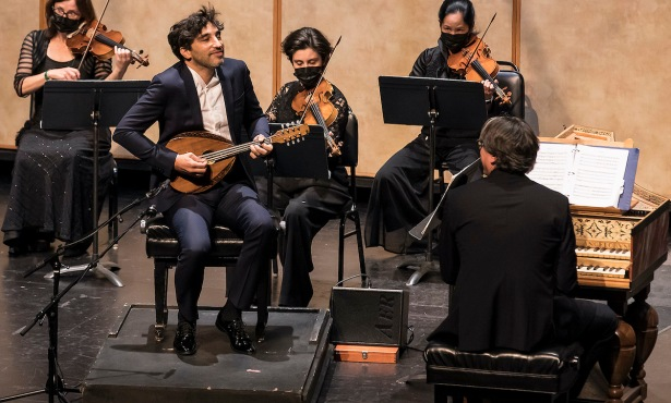 Les Violons du Roy with Avi Avital