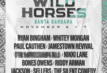 In-Person: Wild Horses Festival – November 6 & 7