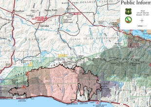 Update: Alisal Fire at 93 Percent Contained