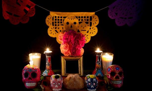 Día de los Muertos in Santa Barbara