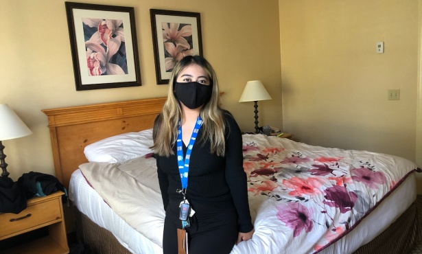 Inside UCSB's Hotel Housing