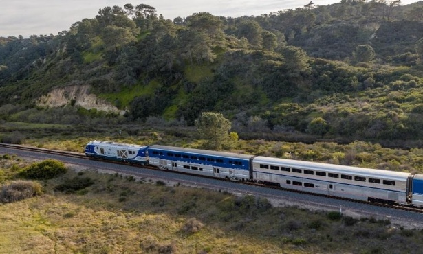 Amtrak Announces Updates to Pacific Surfliner Schedule